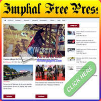 Imphal Free Press ePaper