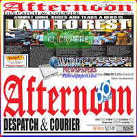 The Afternoon Despatch & Courier