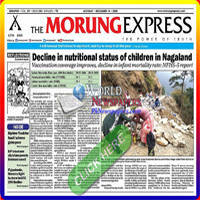 The Morung Express epaper