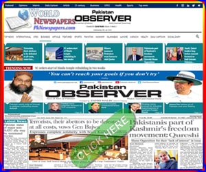 Daily Pakistan Observer