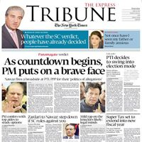 Daily Express Tribune